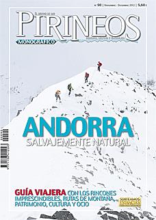 90 PIRINEOS (REVISTA) NOV-DIC 2012 -EL MUNDO DE LOS PIRINEOS