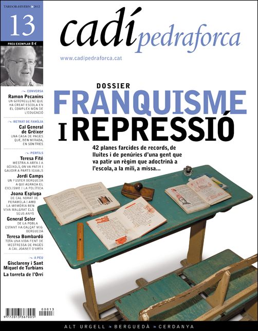 13. CADI PEDRAFORCA [REVISTA]