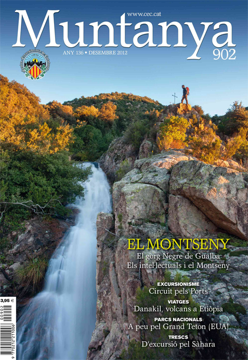 902 MUNTANYA -REVISTA DESEMBRE 2012