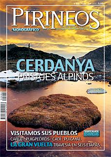 92 PIRINEOS (REVISTA)  MAR-ABR 2013 -EL MUNDO DE LOS PIRINEOS