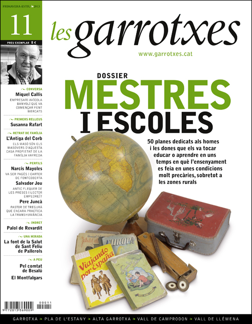 11. LES GARROTXES [REVISTA]