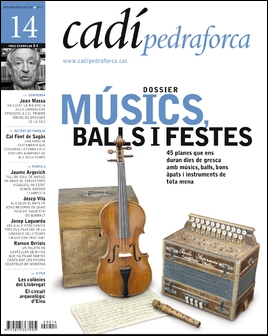 14. CADÍ PEDRAFORCA [REVISTA].