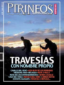 12. ESPECIAL: TRAVESIAS CON NOMBRE PROPIO -EL MUNDO DE LOS PIRINEOS -REVISTA
