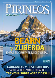95 PIRINEOS (REVISTA) SEP-OCT 2013 -EL MUNDO DE LOS PIRINEOS