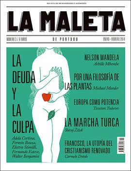 3. LA MALETA DE PORTBOU [REVISTA] (ENERO-FEBRERO 2014)