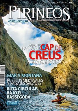 98 PIRINEOS (REVISTA) MAR-ABR 2014 -EL MUNDO DE LOS PIRINEOS