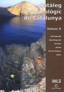 VOL. IV CATALEG ESPELEOLOGIC DE CATALUNYA