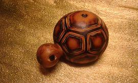TORTUGA CALABAZA  GRANDE PERU -ALT0463