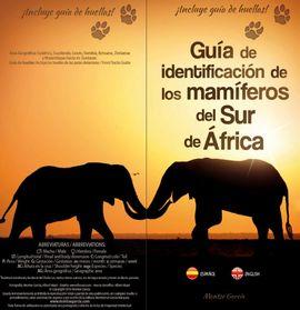 GUIA DE IDENTIFICACION DE LOS MAMIFEROS DEL SUR DE AFRICA