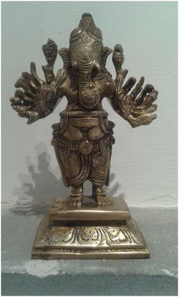 FIGURA GANESHA MEDIANA INDIA -GN046