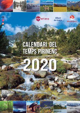 2020 CALENDARI DEL TEMPS PIRINENC -METEO PIRINEUS