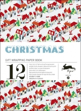 20. CHRISTMAS -GIFT WRAPPING PAPER BOOK (12 SHEETS 50X70)