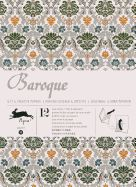 30. BAROQUE -GIFT WRAPPING PAPER BOOK