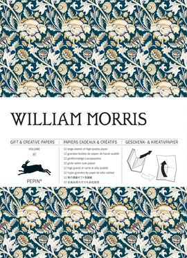 67. WILLIAM MORRIS -GIFT& CREATIVE PAPERS
