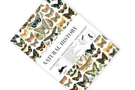 72. NATURAL HISTORY -GIFT & CREATIVE PAPERS