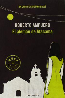 ALEMAN DE ATACAMA, EL [BOLSILLO]