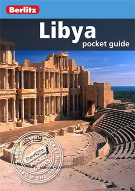 LIBYA -POCKET GUIDE BERLITZ