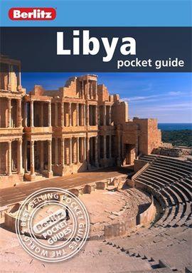 LIBYA -POCKET GUIDE BERLITZ