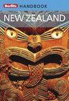 NEW ZEALAND. HANDBOOK -BERLITZ
