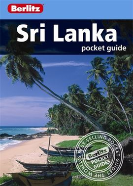 SRI LANKA -POCKET GUIDE BERLITZ