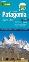 PATAGONIA. ARGENTINA Y CHILE.  1:2.750.000