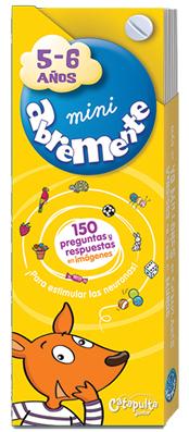 ABREMENTE 5-6 AÑOS [FICHAS]