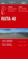 RUTA 40 (1:3.300.000) -GUIA MAPA. DE DIOS
