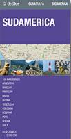 SUDAMERICA 1:12.500.000 -GUIA MAPA. DE DIOS