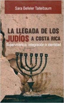 LLEGADA DE LOS JUDÍOS A COSTA RICA, LA