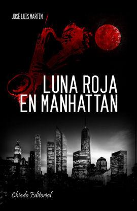 LUNA ROJA EN MANHATTAN