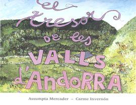 TRESOR DE LES VALLS D'ANDORRA, EL -GOVERN D'ANDORRA