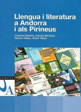 LLENGUA I LITERATURA A ANDORRA I ALS PIRINEUS