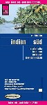 INDIEN, SUD -SOUTHERN INDIA 1:1.200.000 -REISE KNOW-HOW